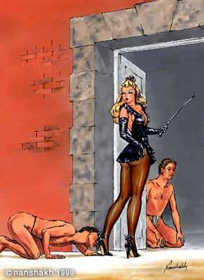 Femdom sissy slave auctions